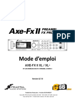 Axe-FX-II_Manual_FR
