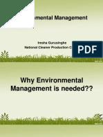 ISO 14001 Env Management