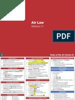 Air Law - Keys Notes.pdf