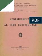 Addestramento al tiro individuale (3960) 1941