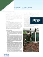 Cdm Composting Project Okhla India