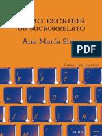 Ana María Shua - Cómo Escribir Un Microrrelato