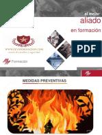 MEDIDAS PREVENTIVAS INCENDIOS FORESTALES