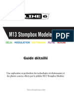M13 Advanced Users Guide - French ( Rev A )