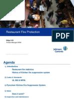 Restaurant Fire Protection System_PYROCHEM KK II