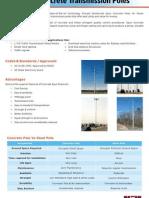 Monopole - Electric Poles