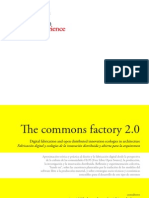 USDE   The commons factory 2.0