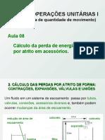 PERDA DE CARGA-TUBULAÇÃO