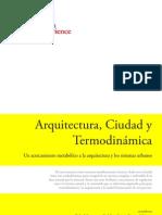 USDE | Arquitectura, Ciudad y  Termodinámica