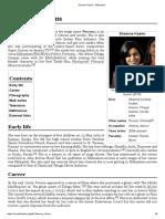 Shamna Kasim - Wikipedia
