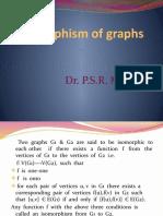 Isomorphismofgraphs