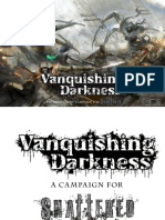 Vanquishing Darkness an Introductory Campaign for Shattered