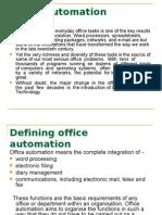 9657407 Office Automation OAS