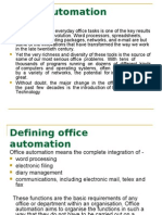 9657407 Office Automation OAS