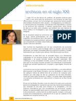 Revista Documentación 2012