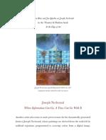 Joline Blais and Jon Ippolito on Joseph Nechvatal in the book At the Edge of Art
