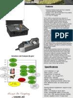 E-1000 Explosive Detector