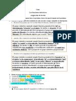 Paula Morel - continuacion de las funciones sintacticas ( clase virtual) para 4to de secundaria (1)