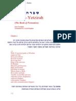 Kaplan, Aryeh - Sefer Ha Yetzirah (Eng)