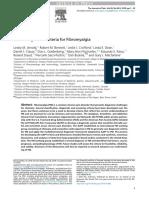 AAPT Diagnostic Criteria for Fibromyalgia