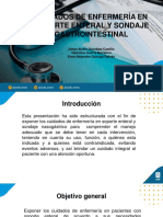 Sondaje Gastrointestinal 2019