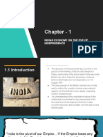 Indian Economy on the Eve of Independence .pdf