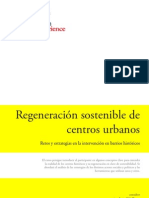 USDE | Regeneración sostenible de  centros urbanos
