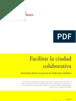 USDE | Facilitar la ciudad colaborativa
