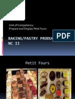 PastriesPetit fours.pptx