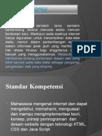 Materi i Tkj Web Desain