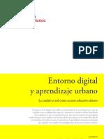 USDE | Entorno digital y aprendizaje urbano
