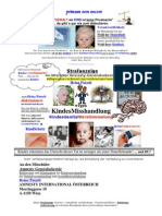 Anzeige an Heinz Patzelt- AI