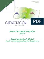 Plan de Capacitación 2019 R Amp