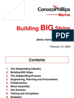 Big Ship Shipbuilding