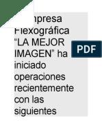 a empresa Flexográfica.docx