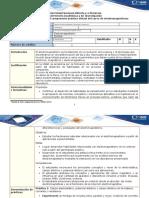 Protocolo de prácticas del laboratorio de Electromagnetismo