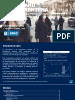 El peruano Poscuarentena - Ipsos abril 20