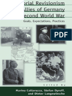 Territorial Revisionism and the Allies of Germany in the Second World War. Goals, Expectations, Practices