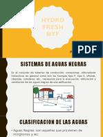 hydra fresh presentacion