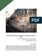 ANTOLOGÍA DEL NARCOTRÁFICO EN MÉXICO2