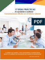 GUÍA 17 IDEAS PRÁCTICAS PARA SOSTENER CONVERSACIONES DIFÍCILES