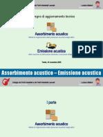 Presentazione - assorbimento acustico - direttiva macchine.ppt