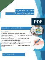 Preposition + noun.pptx