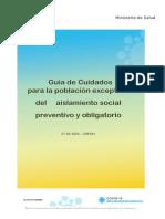 Guia de cuidados para la poblacioìn exceptuada del aislamiento social preventivo y obligatorio..pdf