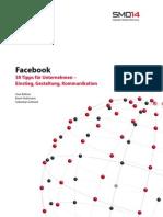 Facebook - 50 Tipps für Unternehmen - Einstieg, Gestaltung, Kommunikation