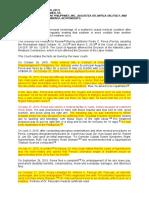 32 Perea vs. Elburg Shipmanagement Philippines, Inc., 836 SCRA 431, G.R. No. 206178 August 9, 2017