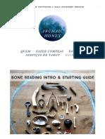 Introdução à leitura dos ossos e guia de iniciação - Arcaic Honey.pdf