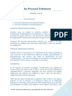 Material de estudio de Derecho Procesal Tributario.pdf