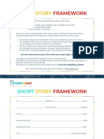 Short Story A Day Framework