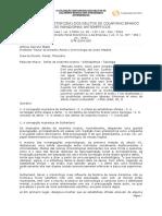 MAÍLLO, Alfonso Serrano. A utilização distorcida dos delitos de colarinho branco nos paradigmas antiempiricos.